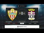 UD Almería - FC Cartagena MD7 X2130