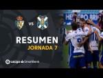 Resumen de SD Ponferradina vs CD Tenerife (1-0)