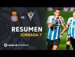 Resumen de RCD Espanyol vs CD Mirandés (2-0)