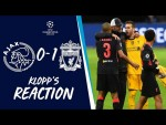 Klopp's Reaction: 'We had to fight like crazy, and we did' | Ajax vs Liverpool