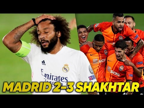 Is this Real Madrid's Most EMBARRASSING Defeat Ever?! Real Madrid 2-3 Shakhtar Donetsk | UCL Review
