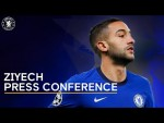 Hakim Ziyech Live Press Conference : Manchester United v Chelsea | Premier League | Chelsea News