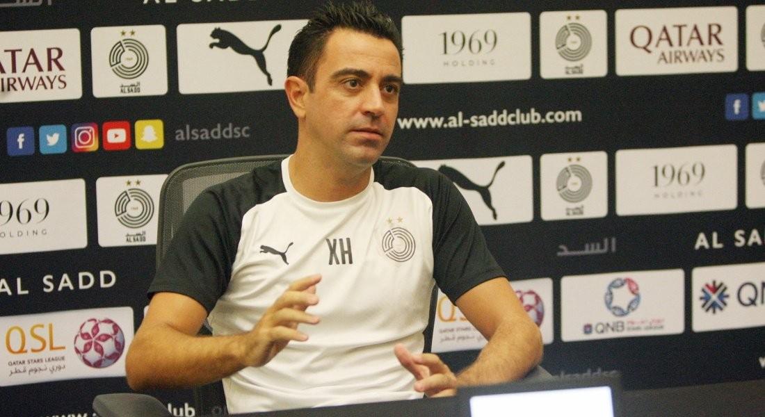 We're ready to face Al Ahli and target three points: Al Sadd coach Xavi