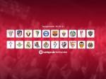 Calentamiento CA Osasuna vs Atlético de Madrid