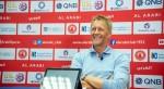 We'll do our best against Al Sadd: Al Arabi coach Hallgrimsson