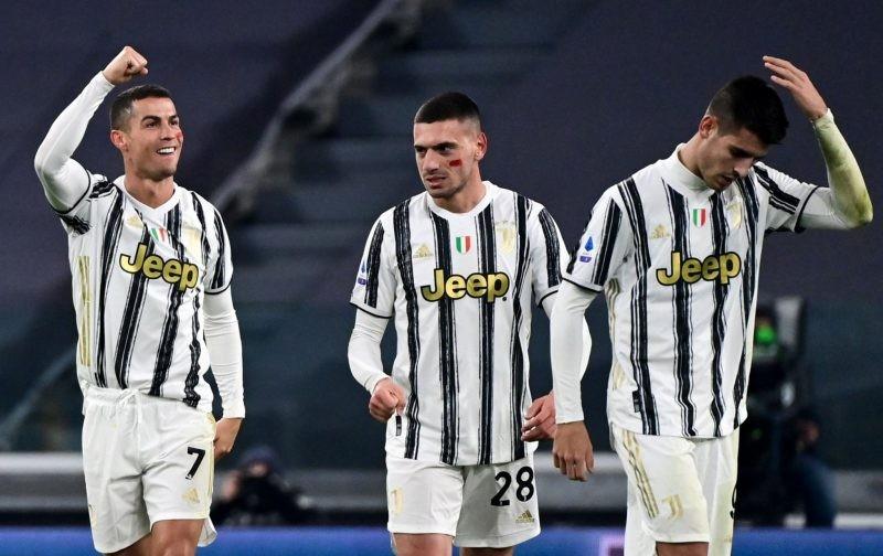 Cristiano Ronaldo on target to see Juventus past Cagliari