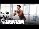 Real Madrid City | Training routines by Sanitas!
