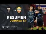 Resumen de Albacete BP vs UD Almería (1-2)