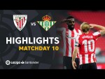 Highlights Athletic Club vs Real Betis (4-0)