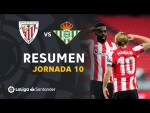 Resumen de Athletic Club vs Real Betis (4-0)