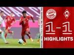 Coman Goal & Insane Neuer Saves | Highlights FC Bayern vs. Werder Bremen 1-1