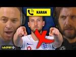 CAVANI IS BETTER THAN KANE! Man Utd fan calls talkSPORT to dismiss Tottenham striker!