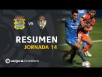Resumen de CF Fuenlabrada vs SD Ponferradina (1-1)