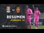 Resumen de FC Cartagena vs RCD Mallorca (1-2)