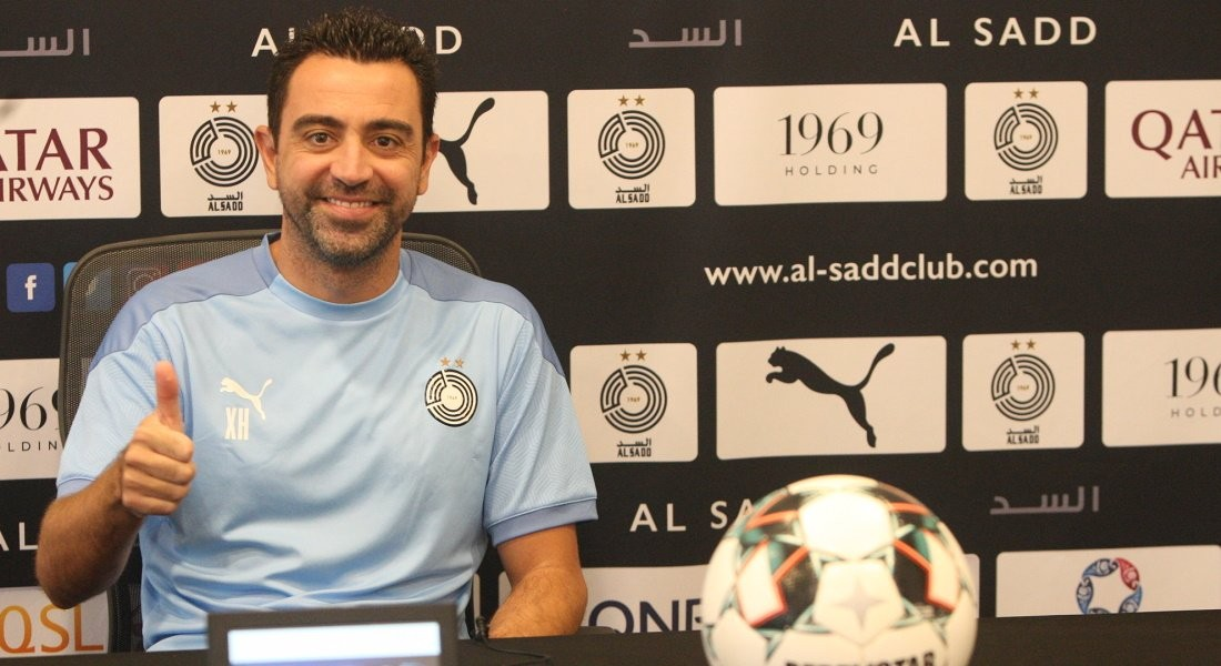Ready for Umm Salal, our goal is to keep winning: Al Sadd coach Xavi