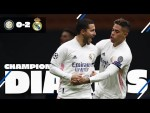 ✨👊 Inter 0-2 Real Madrid | Hazard, Rodrygo & joy at San Siro!