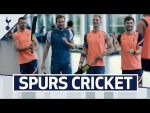 WHO IS THE BEST BATSMAN IN THE SQUAD? 🏏 Spurs cricket ft. Bale, Kane, Dier, Davies, Hart & Doherty!