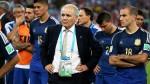 Ex-Arg. boss in hospital after Maradona death