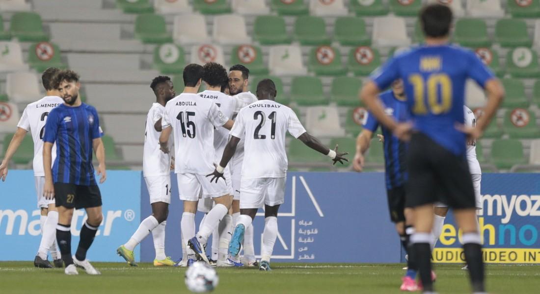 QNB Stars League Week 7 - Al Sailiya 1 Al Wakrah 3
