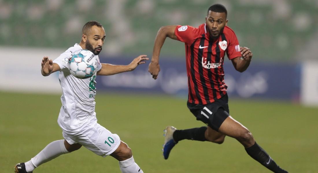 QNB Stars League Week 7 - Al Ahli 1 Al Rayyan 1