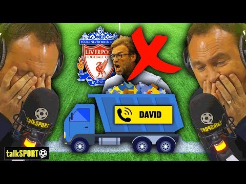 SACK JURGEN KLOPP! Outrageous Liverpool caller wants their manager sacked!