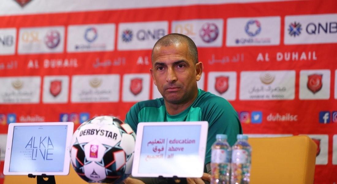 Facing Al Arabi is difficult: Al Duhail coach Lamouchi
