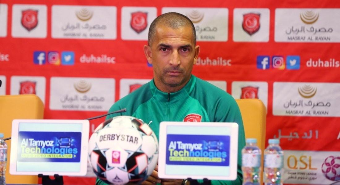 We seek win against Al Khor: Al Duhail coach Lamouchi