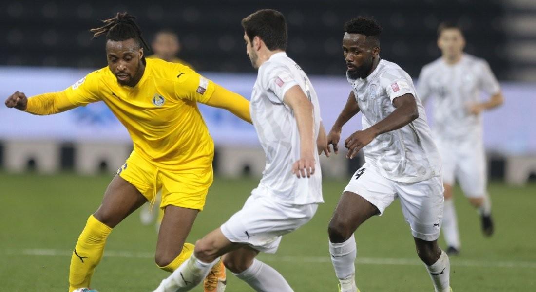 QNB Stars League Week 10 - Al Gharafa 1 Al Wakrah 0