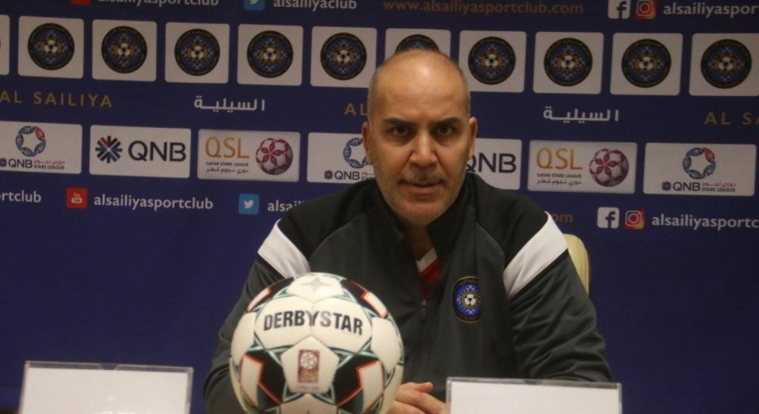 Match against Al Arabi always enthusiastic and strong: Al Sailiya coach Trabelsi