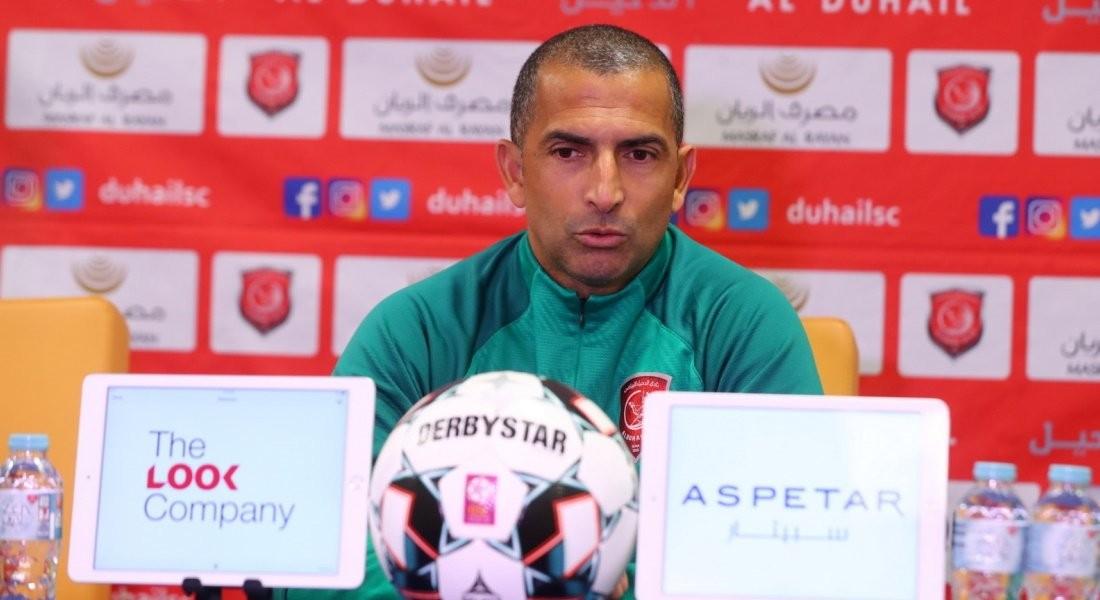 We seek victory against Al Ahli: Al Duhail coach Lamouchi
