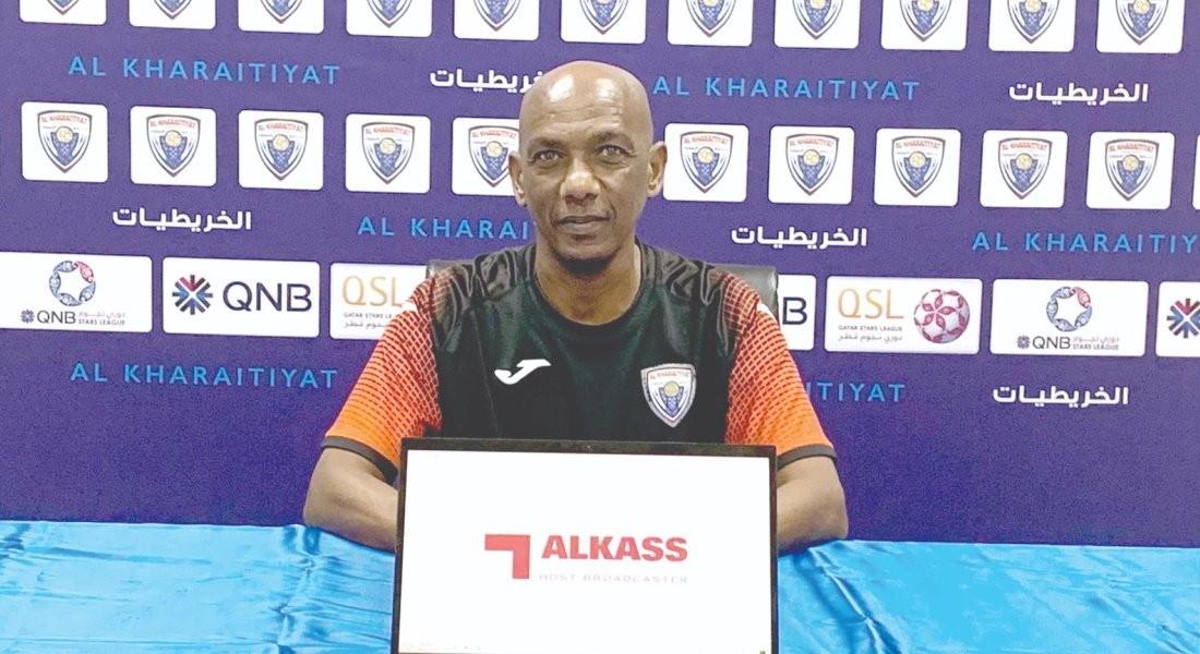 I'm confident we'll overcome difficulties: Al Kharaitiyat coach Yousef