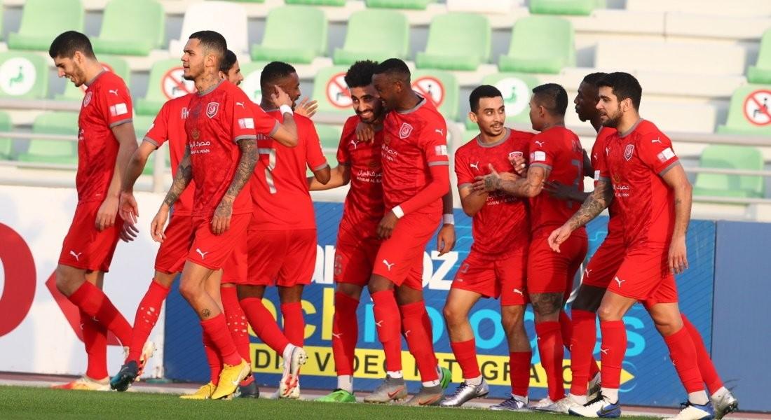 QNB Stars League Week 11 – Al Ahli 3 Al Duhail 5