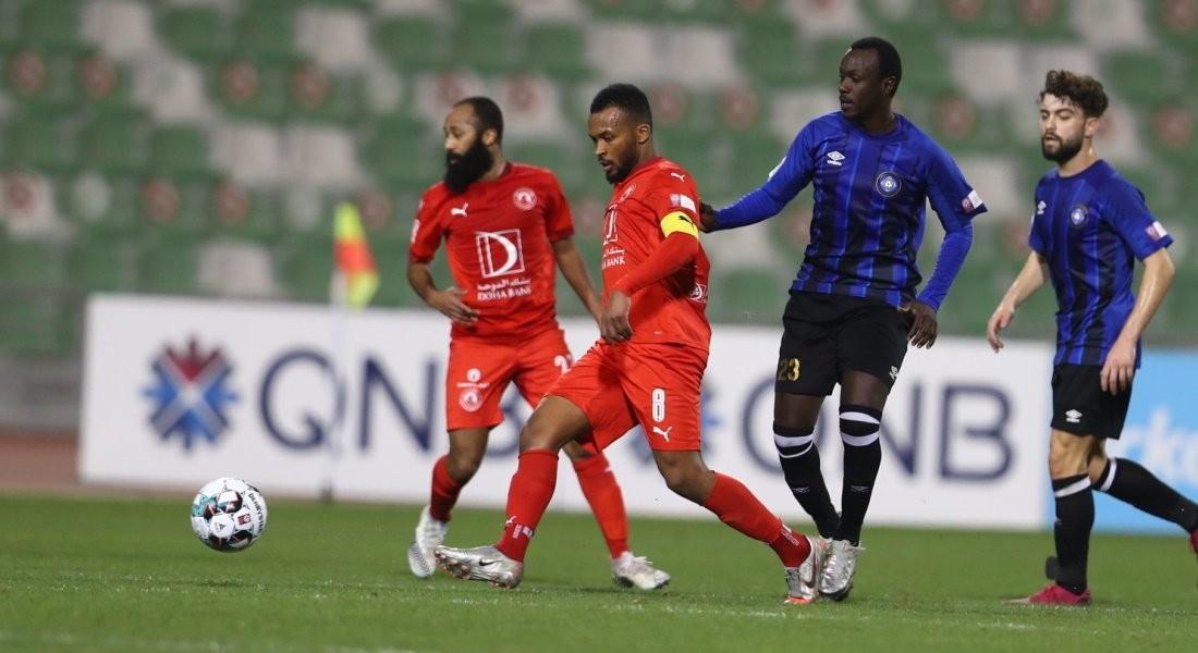 QNB Stars League Week 11 – Al Sailiya 0 Al Arabi 1