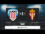CD Lugo - Real Sporting MD20 L2100