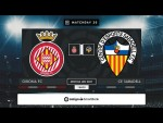 Girona FC - CE Sabadell MD20 L1830