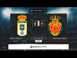 Real Oviedo - RCD Mallorca MD20 D2100