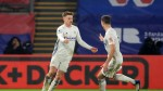 Leicester climb to second after draw at Palace