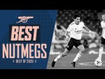 Nutmegs of the year! | Partey, Saka, Bellerin, Ceballos | Best of 2020