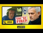 """SACK MOURINHO!"" Tottenham fan tells talkSPORT why Jose Mourinho must be fired!"