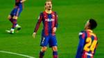 Griezmann, Braithwaite 5/10 as Barca's forwards fail to fire
