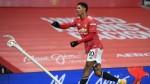 Rashford scores late as Man United go second behind Liverpool