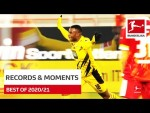 Best Records and Most Memorable Moments - The Bundesliga Season 2020/21 so far